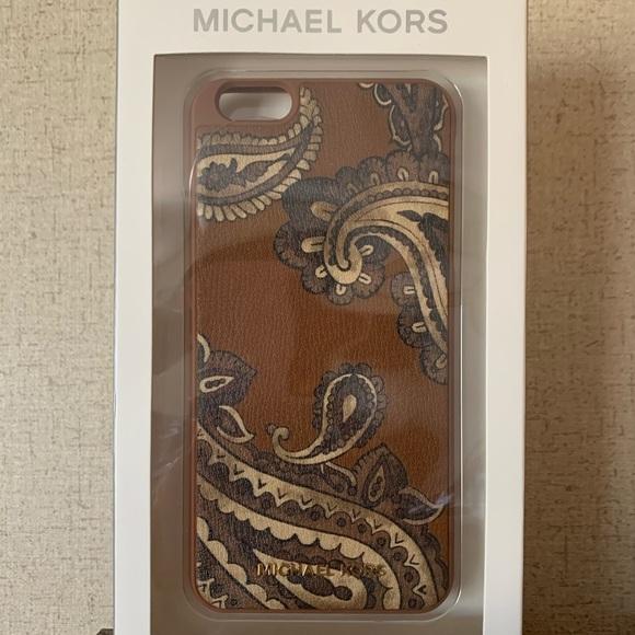 Michael Kors iPhone 6 Plus/iPhone 6s Plus Case